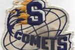 Solon Comets Patch